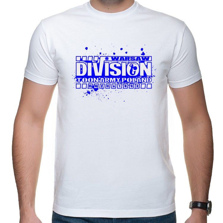 Division Warsaw blue