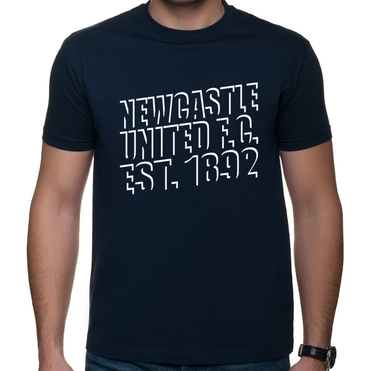Newcastle United F.C. est. 1892 ver 2